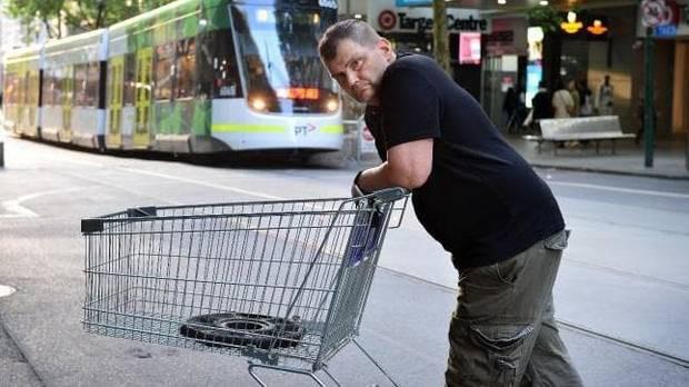 Dân Melbourne quyên tặng người đàn ông vô gia cư dũng cảm 36.000 USD - Ảnh 1.