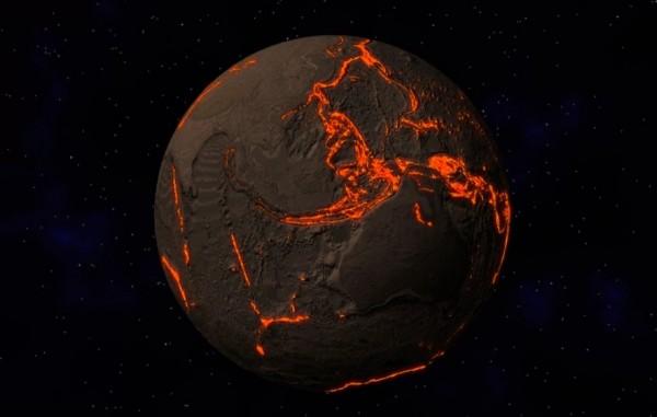 Trái Đất đang 'hì hục' hút… nước - Ảnh 1.