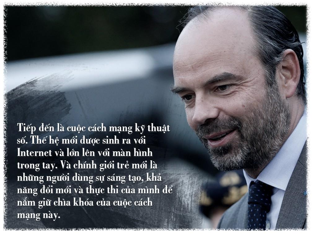 Thủ tướng Pháp Edouard Philippe:  Hướng đến quan hệ đối tác kiểu mẫu - Ảnh 8.