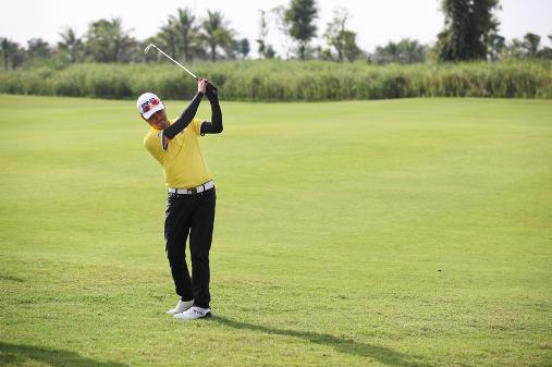 Những khoảnh khắc làm nên kỳ tích của đội tuyển golf Việt Nam - Ảnh 11.