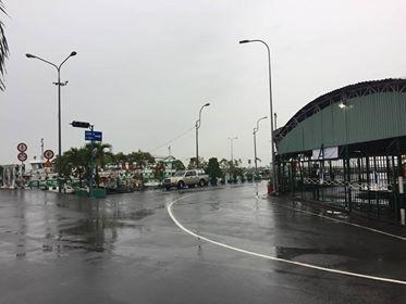 Sài Gòn thoát ngập nhờ đỉnh triều đã qua - Ảnh 4.