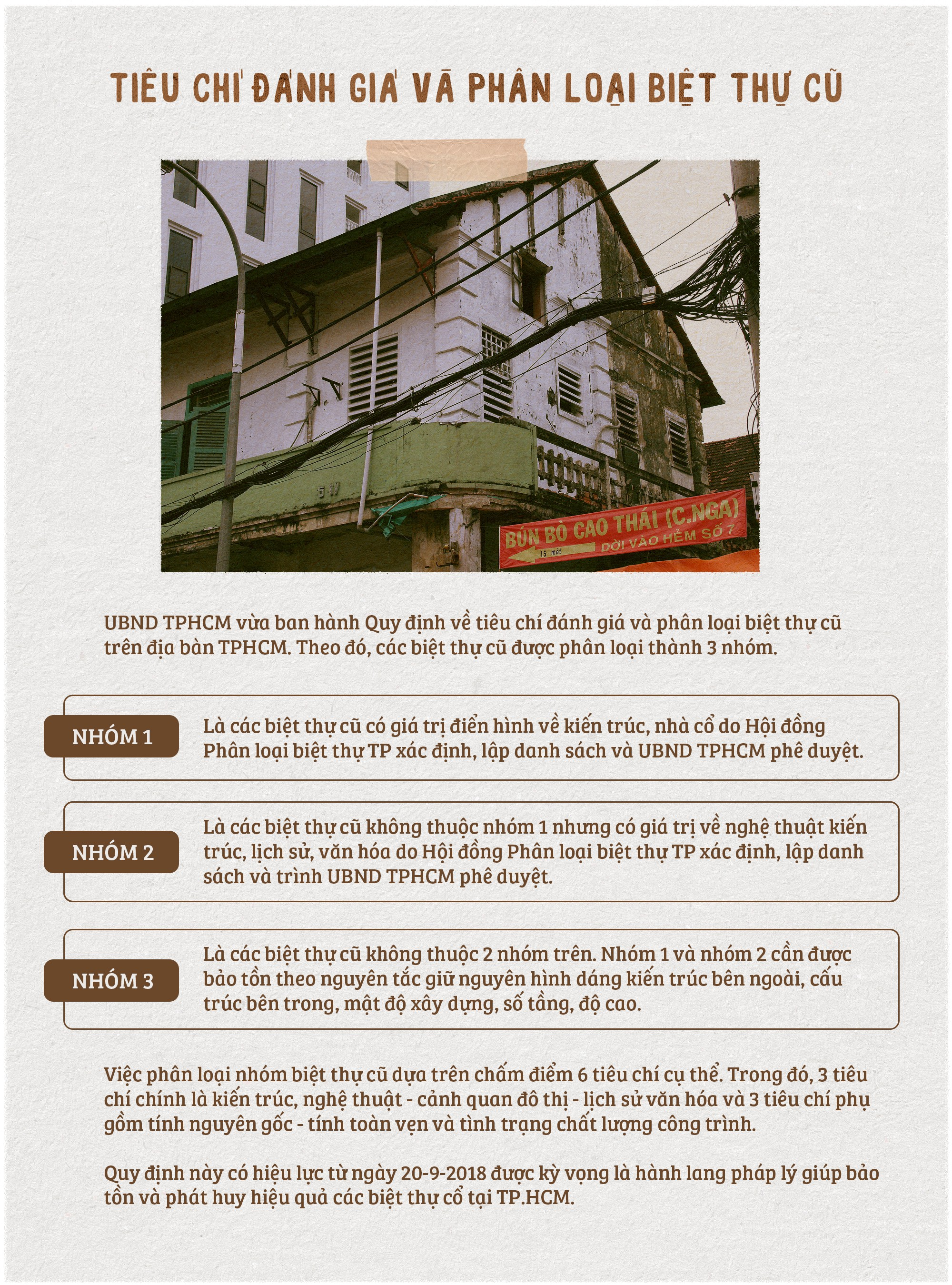 Giải cứu biệt thự cổ Sài Gòn - Ảnh 14.