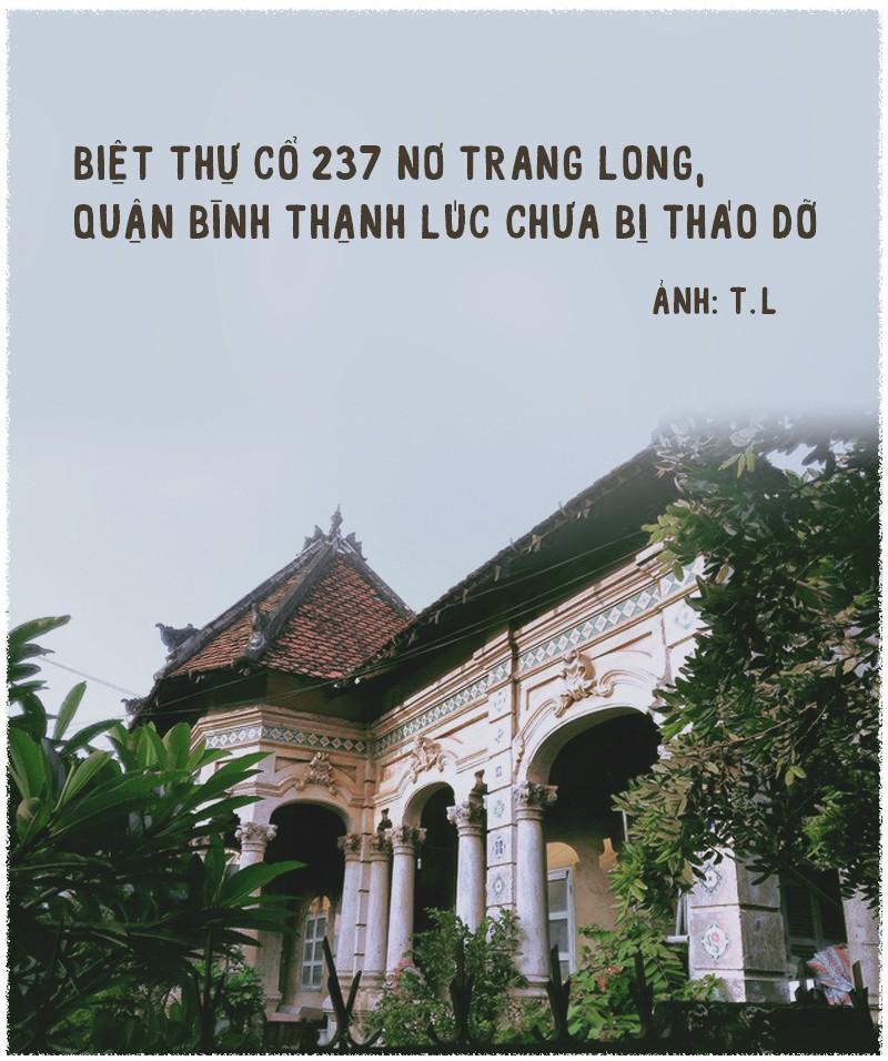 Giải cứu biệt thự cổ Sài Gòn - Ảnh 2.