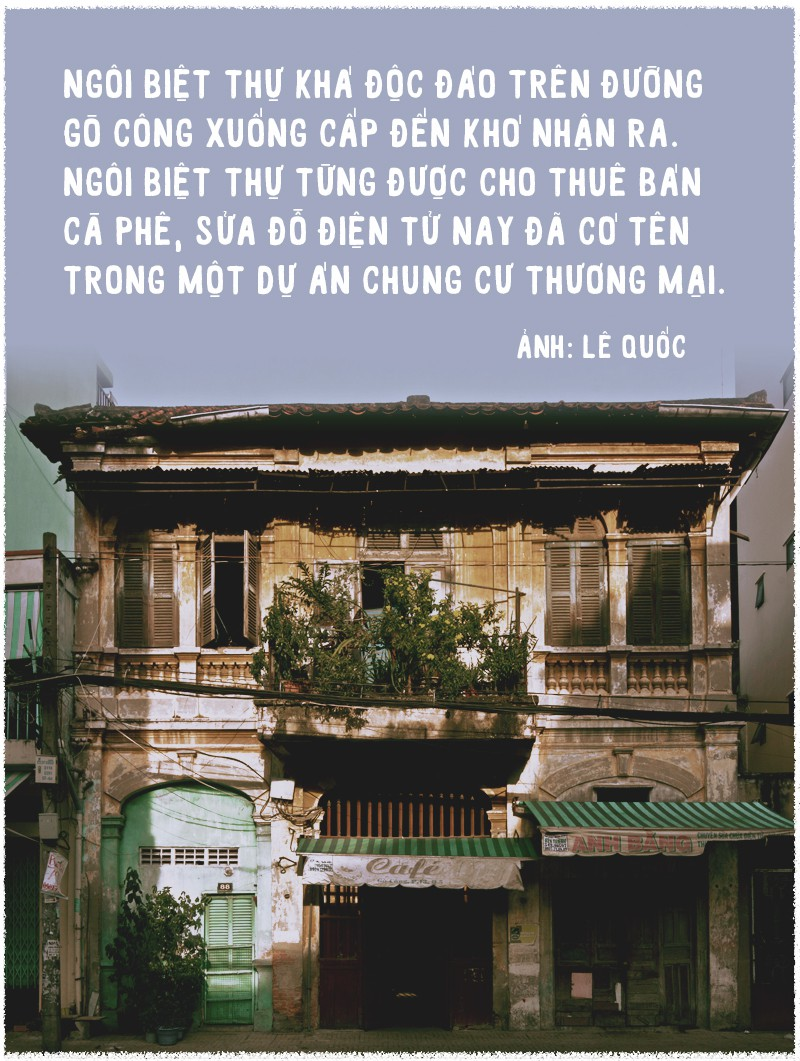 Giải cứu biệt thự cổ Sài Gòn - Ảnh 7.