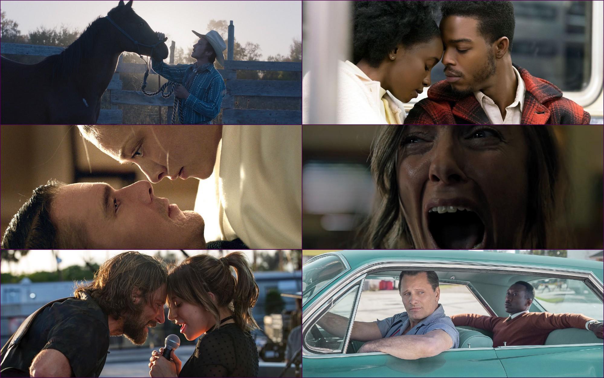 Mùa giải thưởng điện ảnh Mỹ cuối năm bắt đầu đua tranh khốc liệt
