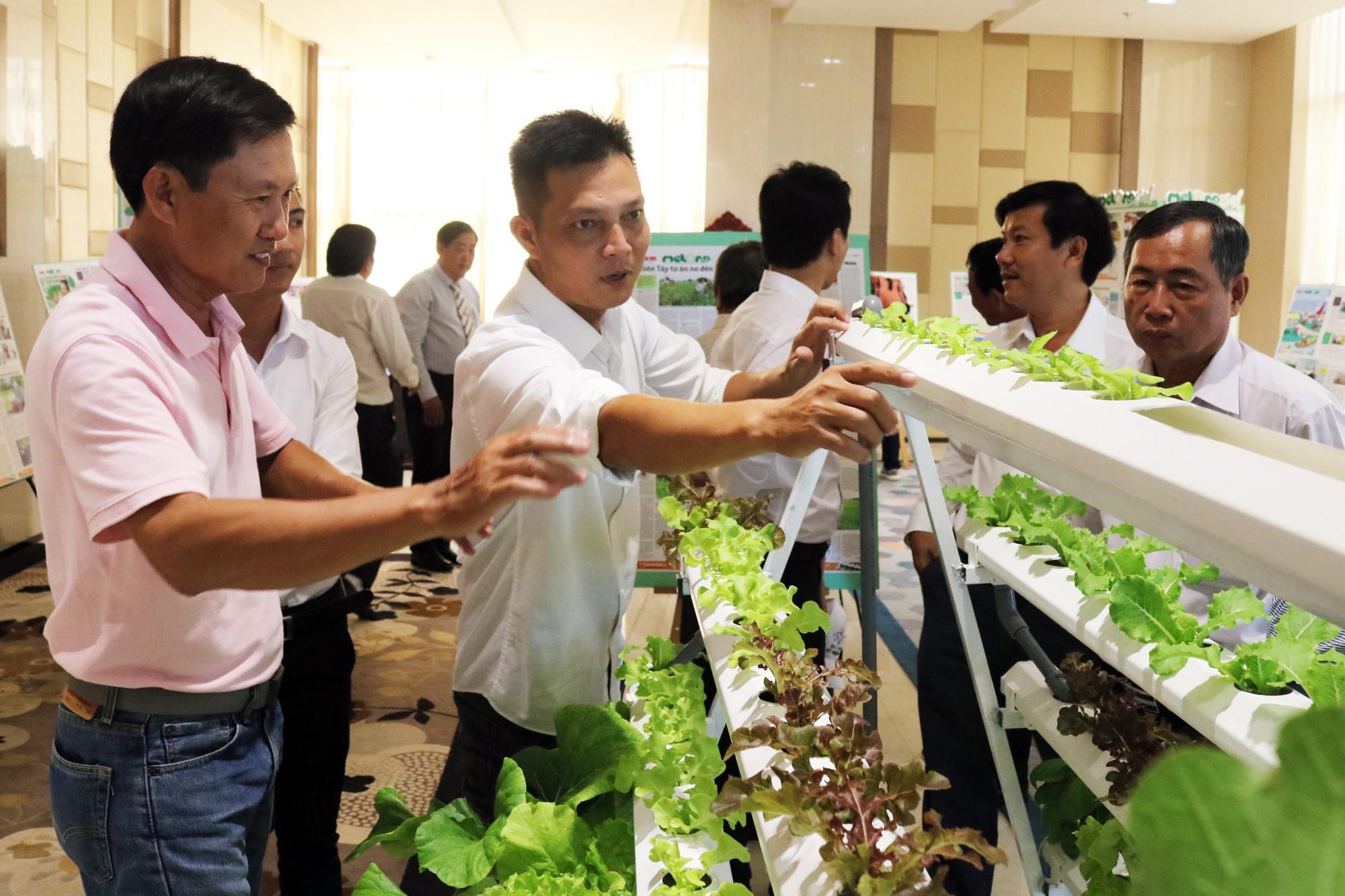 MeKong Xanh - Cùng xây cuộc sống xanh - Ảnh 12.