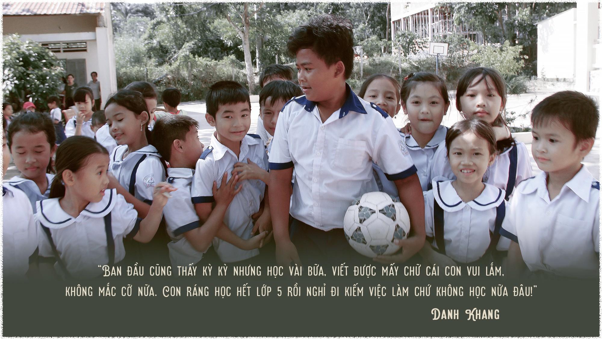 Những đứa trẻ du mục ở đảo ngọc - Ảnh 3.