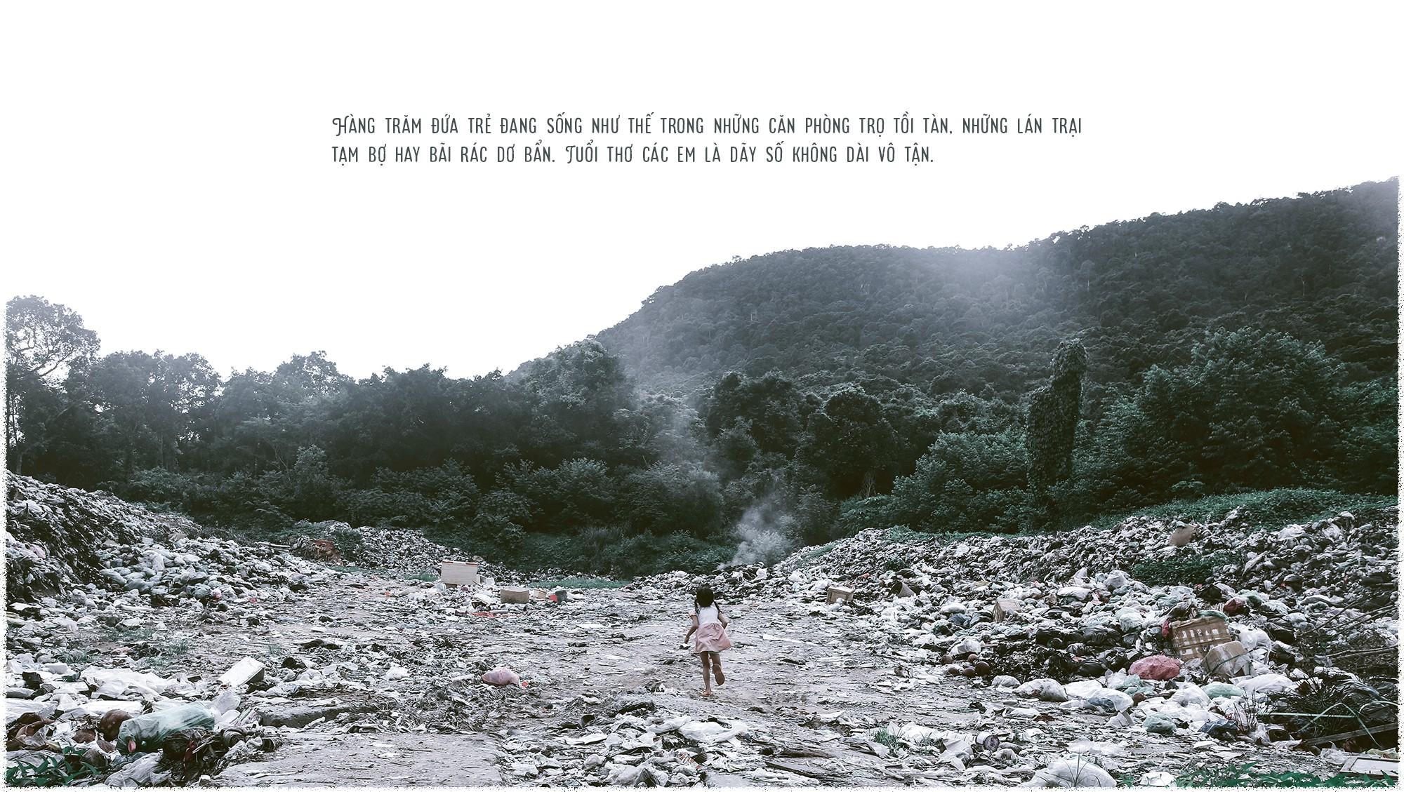 Những đứa trẻ du mục ở đảo ngọc - Ảnh 8.