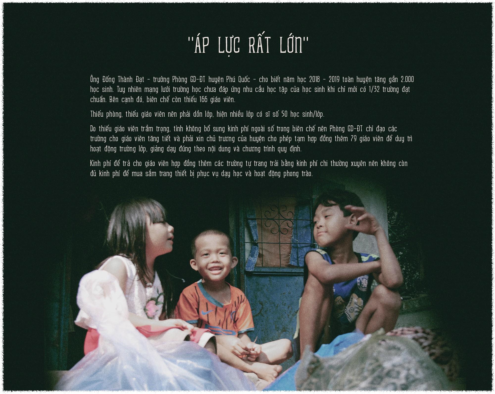Những đứa trẻ du mục ở đảo ngọc - Ảnh 11.