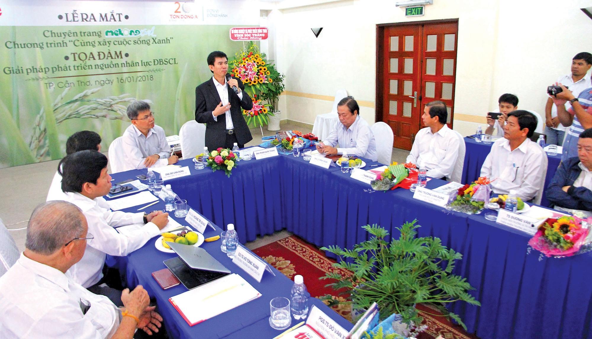 MeKong Xanh - Cùng xây cuộc sống xanh - Ảnh 6.