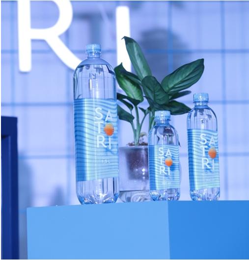 Satori ra mắt nước uống đóng chai công nghệ sRO - Ảnh 1.