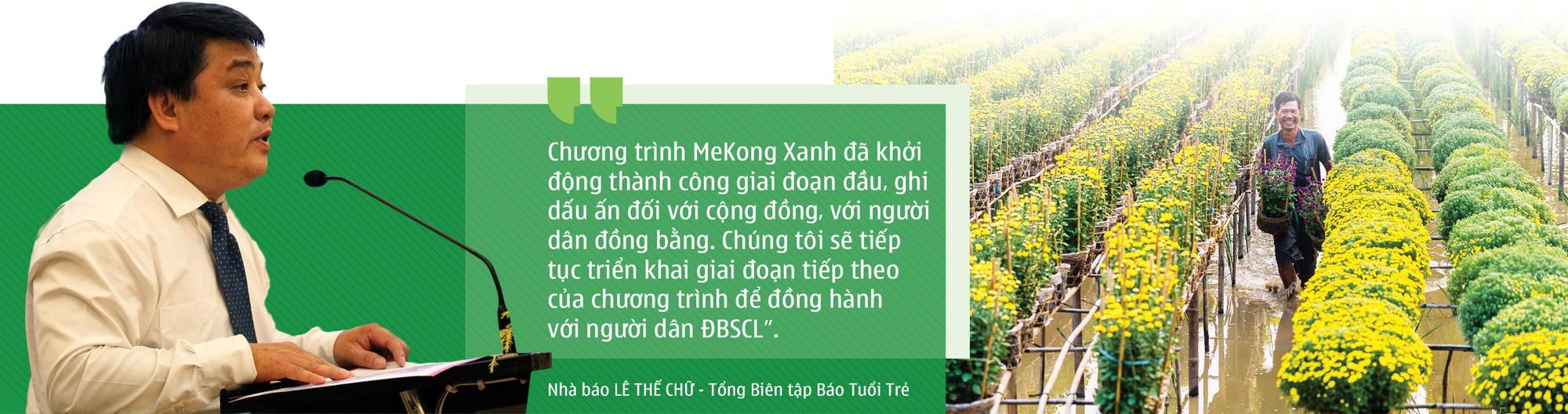 MeKong Xanh - Cùng xây cuộc sống xanh - Ảnh 2.