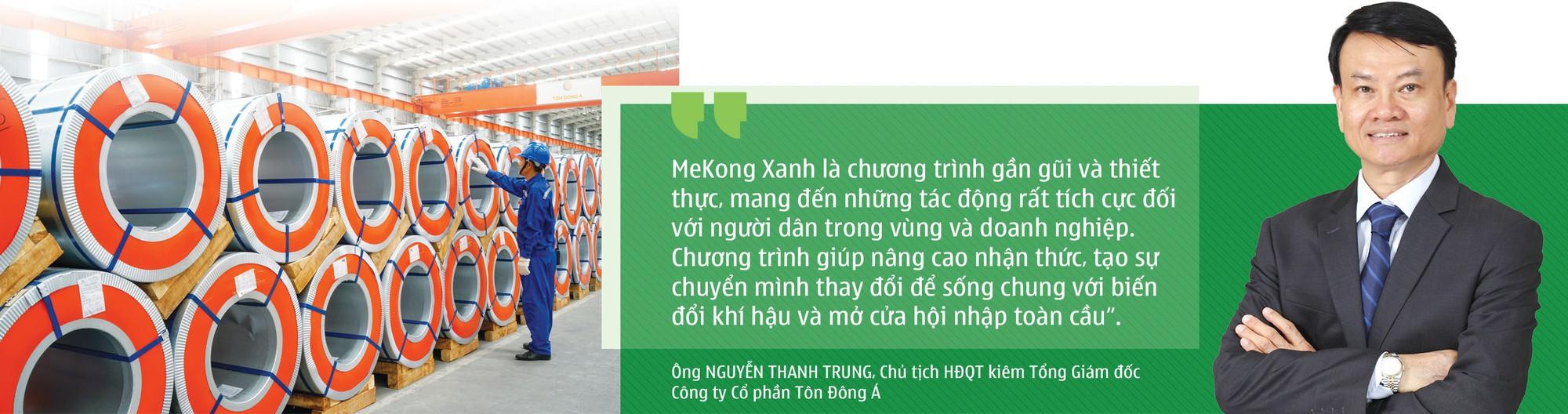 MeKong Xanh - Cùng xây cuộc sống xanh - Ảnh 9.