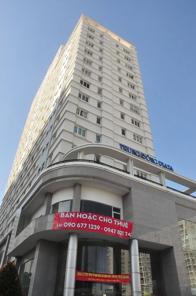 VAMC tính siết nợ chung cư Trung Đông Plaza - Ảnh 1.
