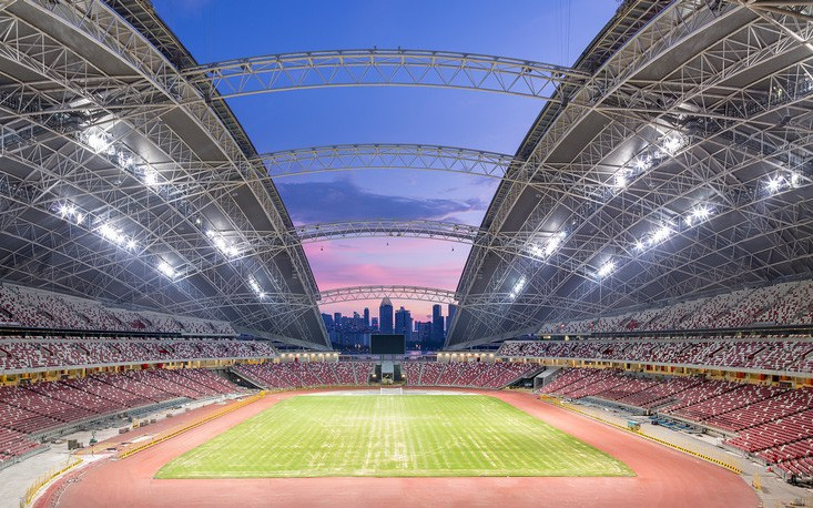 Vẻ đẹp của 12 sân vận động tổ chức AFF Cup 2018