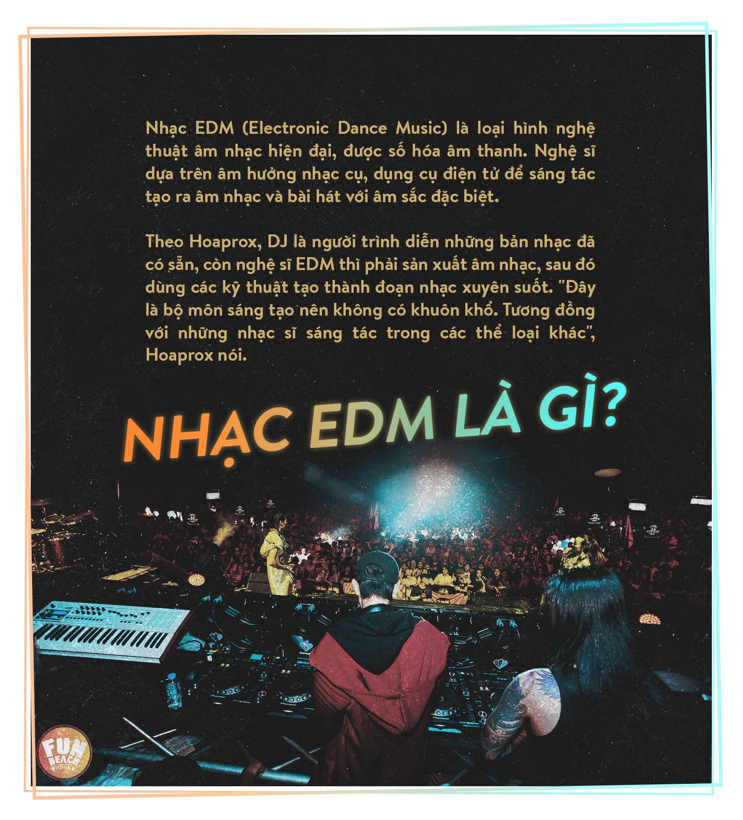 Hoaprox - người đưa nhạc điện tử Việt Nam vào xếp hạng EDM Châu Á - Ảnh 30.