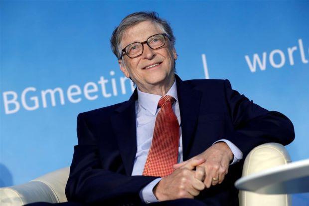 Bill Gates: Tiết kiệm 233 tỉ USD từ cải tiến… nhà vệ sinh - Ảnh 1.