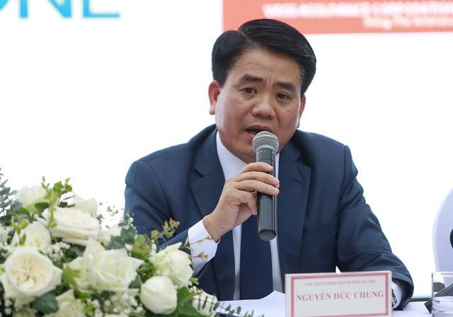 Hà Nội công bố tổ chức đua xe F1 trong 10 năm - Ảnh 2.