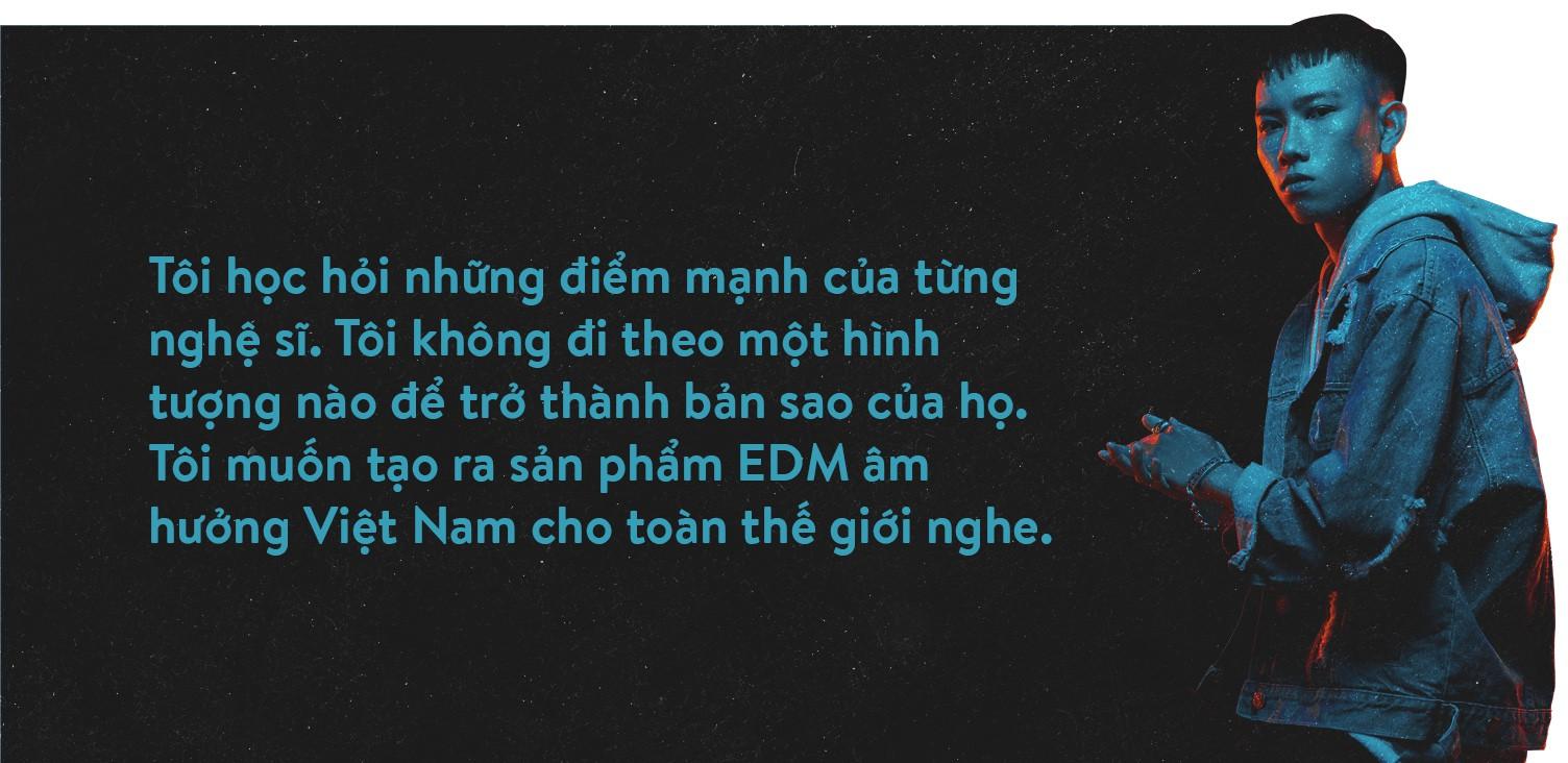 Hoaprox - người đưa nhạc điện tử Việt Nam vào xếp hạng EDM Châu Á - Ảnh 22.