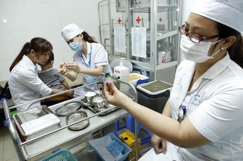 Hà Nội sẽ tiêm bổ sung vắc xin sởi - rubella cho trẻ dưới 5 tuổi - Ảnh 1.