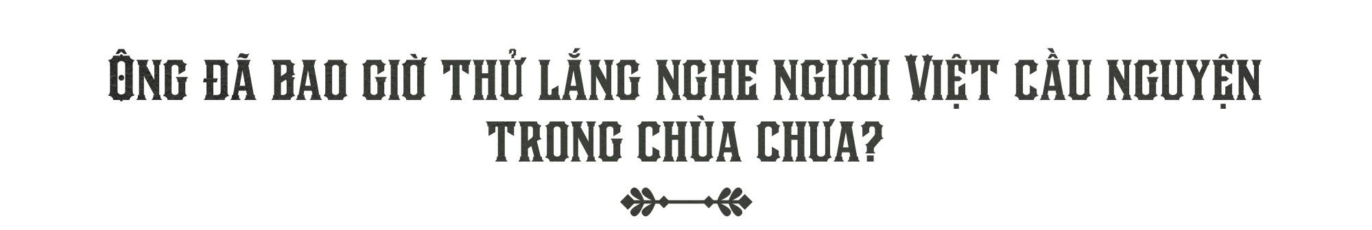 Văn hóa Việt và chùa chiền hấp dẫn tôi một cách tự nhiên - Ảnh 4.