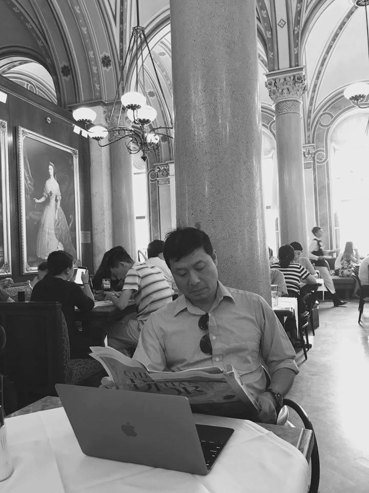 Giáo sư Vũ Hà Văn: Từ toán học đến nghiên cứu giải mã gen người Việt - Ảnh 5.