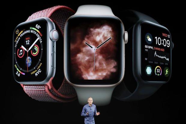 Tính năng đo điện tâm đồ được cập nhật vào Apple Watch - Ảnh 1.