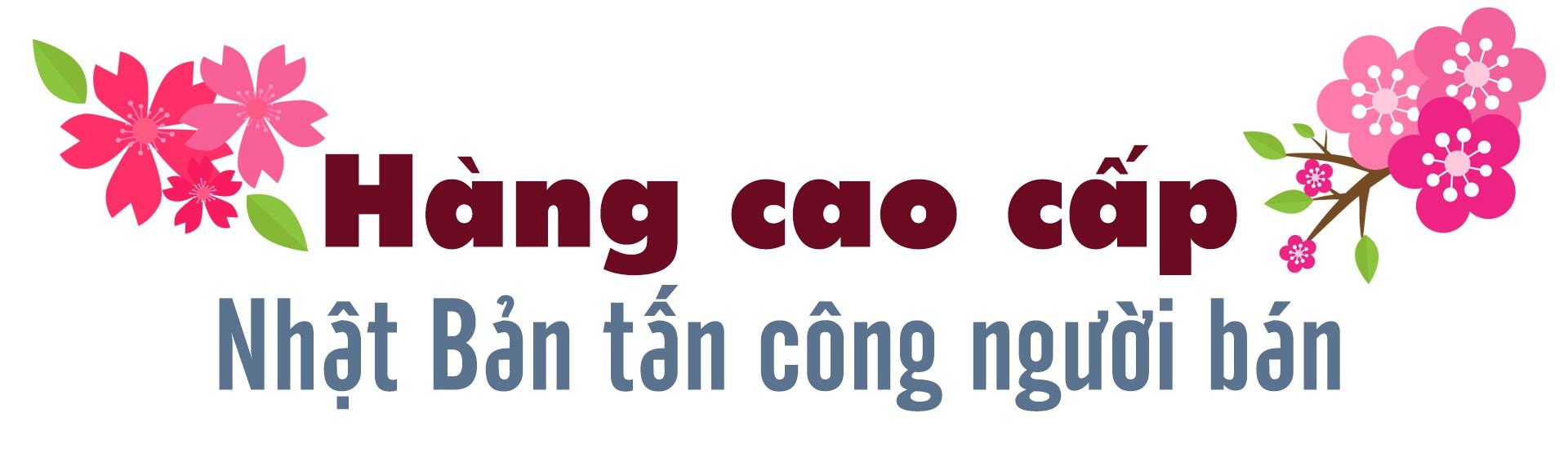 Hàng Nhật kích hoạt vào thị trường Việt Nam - Ảnh 4.