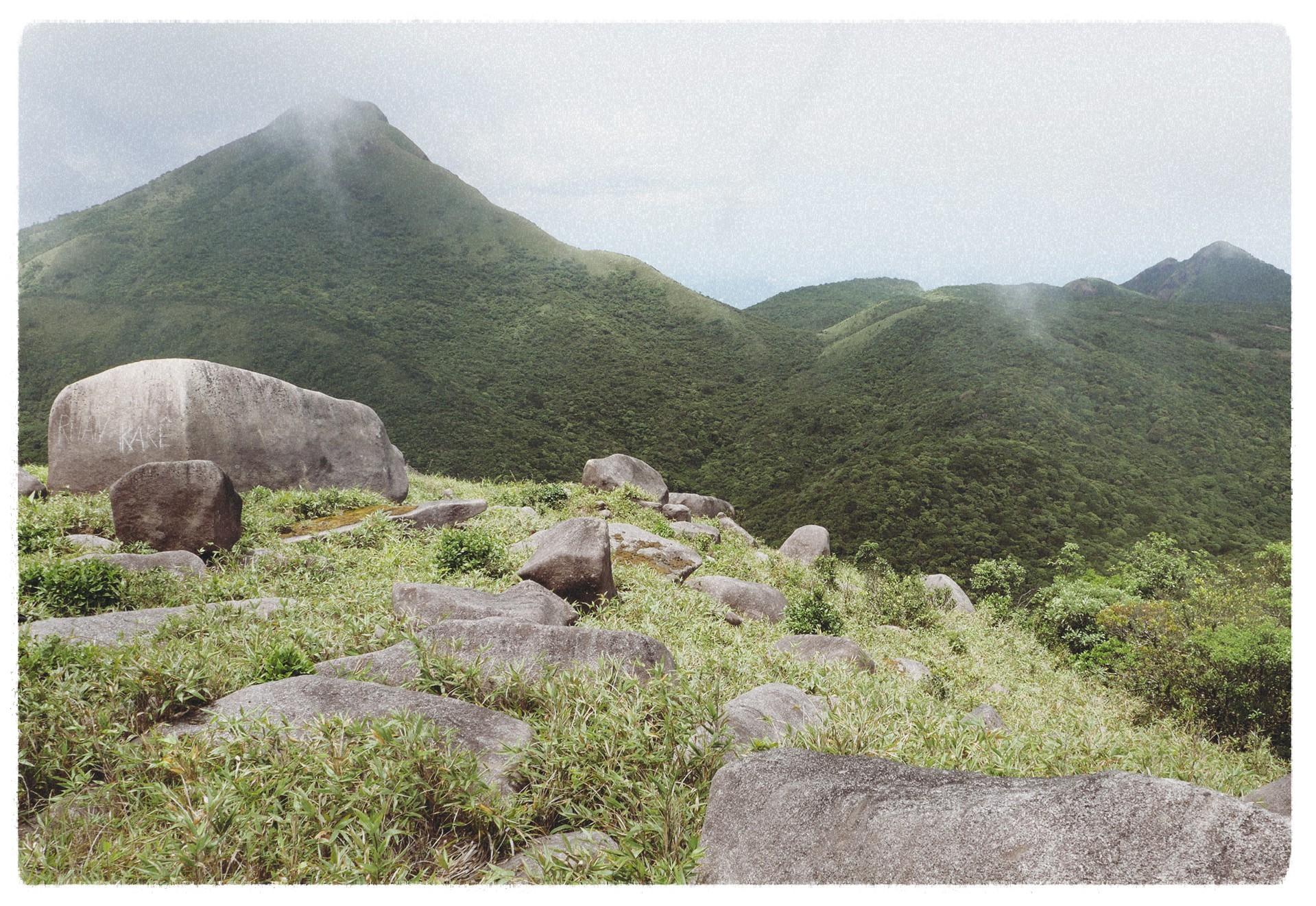 Ngược đỉnh Voi Mẹp, nóc nhà vùng đất lửa Quảng Trị - Ảnh 2.