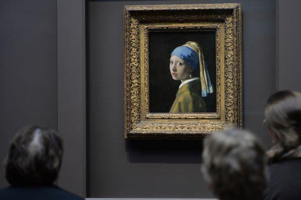 Xem triển lãm tranh mà không cần đến bảo tàng với công nghệ AR - Ảnh 1.
