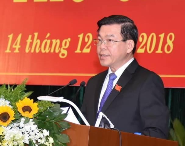 """Vũng Tàu: ông Nguyễn Hồng Lĩnh đạt phiếu tín nhiệm cao"""" nhiều nhất - Ảnh 1."""