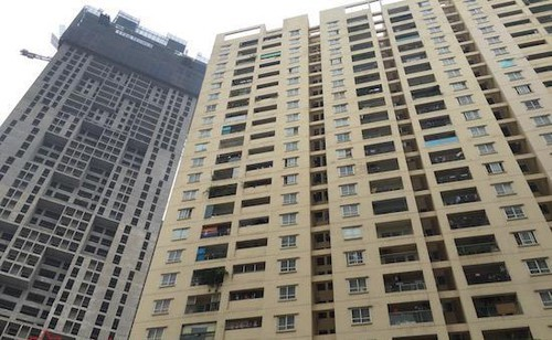 108 chung cư có tranh chấp chủ đầu tư - cư dân - Ảnh 1.