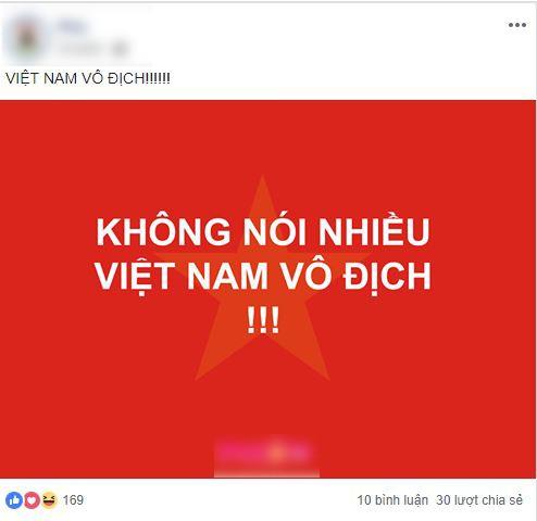 Dân mạng Việt Nam đang sướng rơn trong đêm vô địch! - Ảnh 3.
