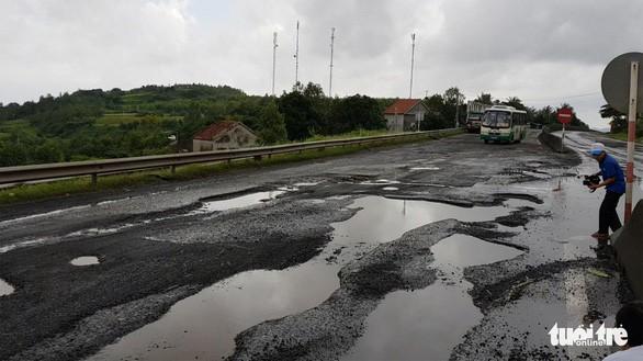 Sửa chữa triệt để hư hỏng các dự án mở rộng quốc lộ 1 - Ảnh 1.