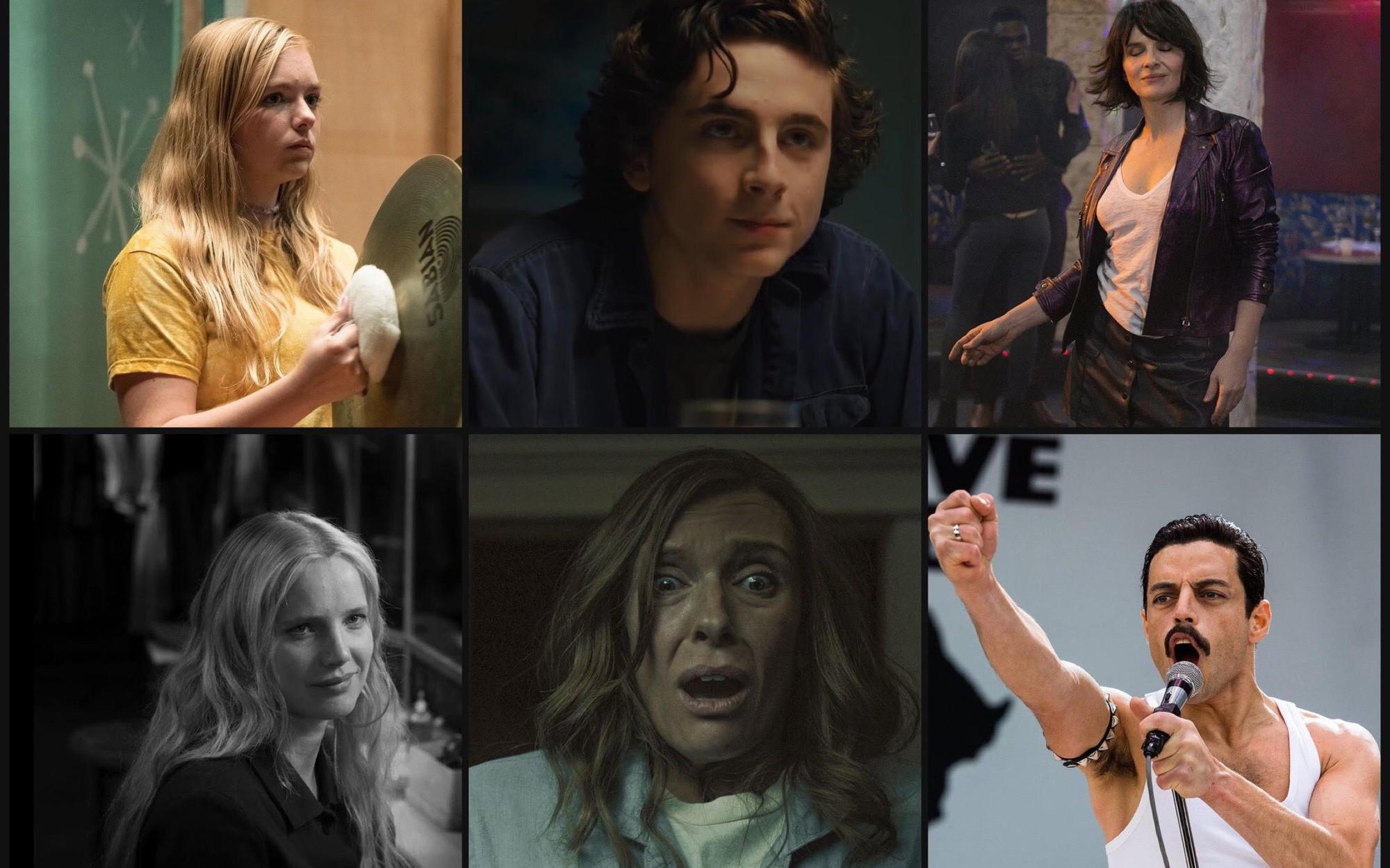 The Hollywood Reporter công bố 30 vai diễn xuất sắc nhất năm 2018