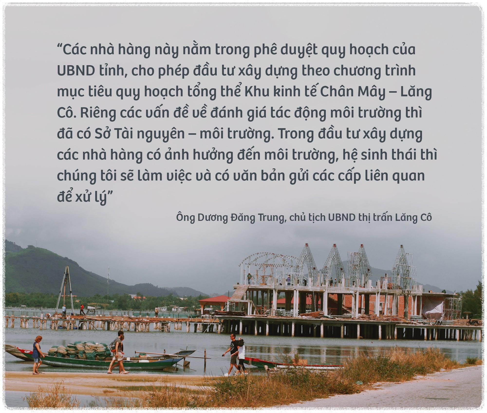 Bê tông hoá đầm Lập An - đầm nước lợ đẹp nhất miền Trung - Ảnh 6.