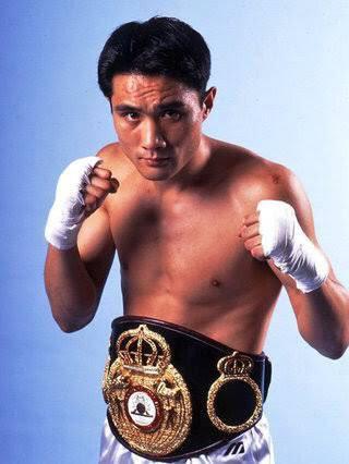 Cựu vô địch quyền anh thế giới Shinji Takehara biểu diễn tại TP.HCM - Ảnh 1.