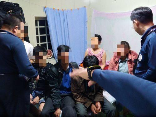 Đã tìm thấy 3 du khách Việt mất tích ở Đài Loan - Ảnh 1.