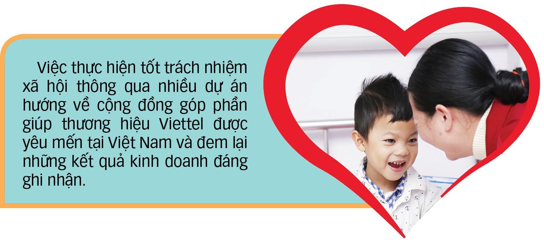 Những dự án từ thiện gắn với thương hiệu Viettel - Ảnh 8.