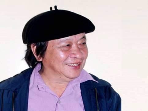 """Nhà thơ Ngô Minh - """"Đứa con của cát"""" - đã qua đời - Ảnh 1."""