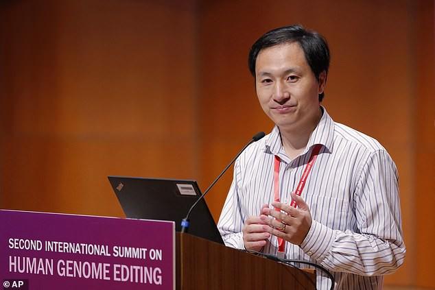 Nhà khoa học chỉnh sửa gen của Trung Quốc bị quản thúc? - Ảnh 1.