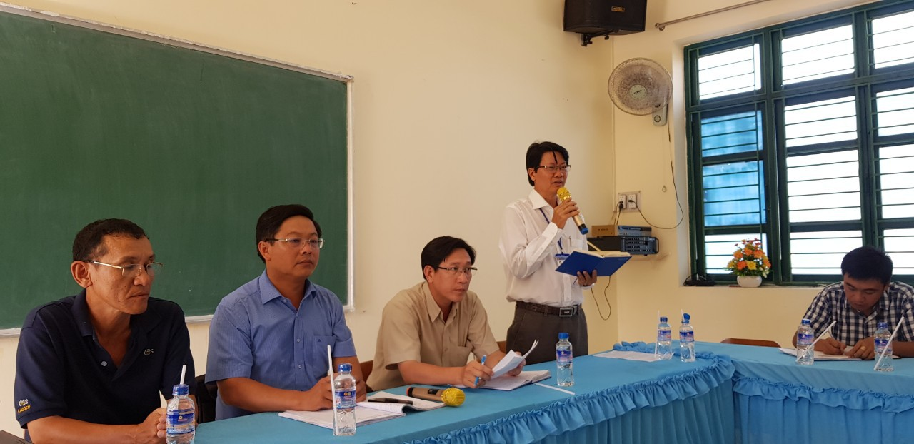 Chồng nữ phụ huynh xin lỗi thầy giáo Hồ Văn Khánh - Ảnh 4.