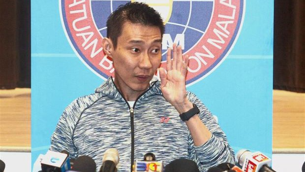 Lee Chong Wei trở lại tập luyện trong hai tuần tới - Ảnh 1.