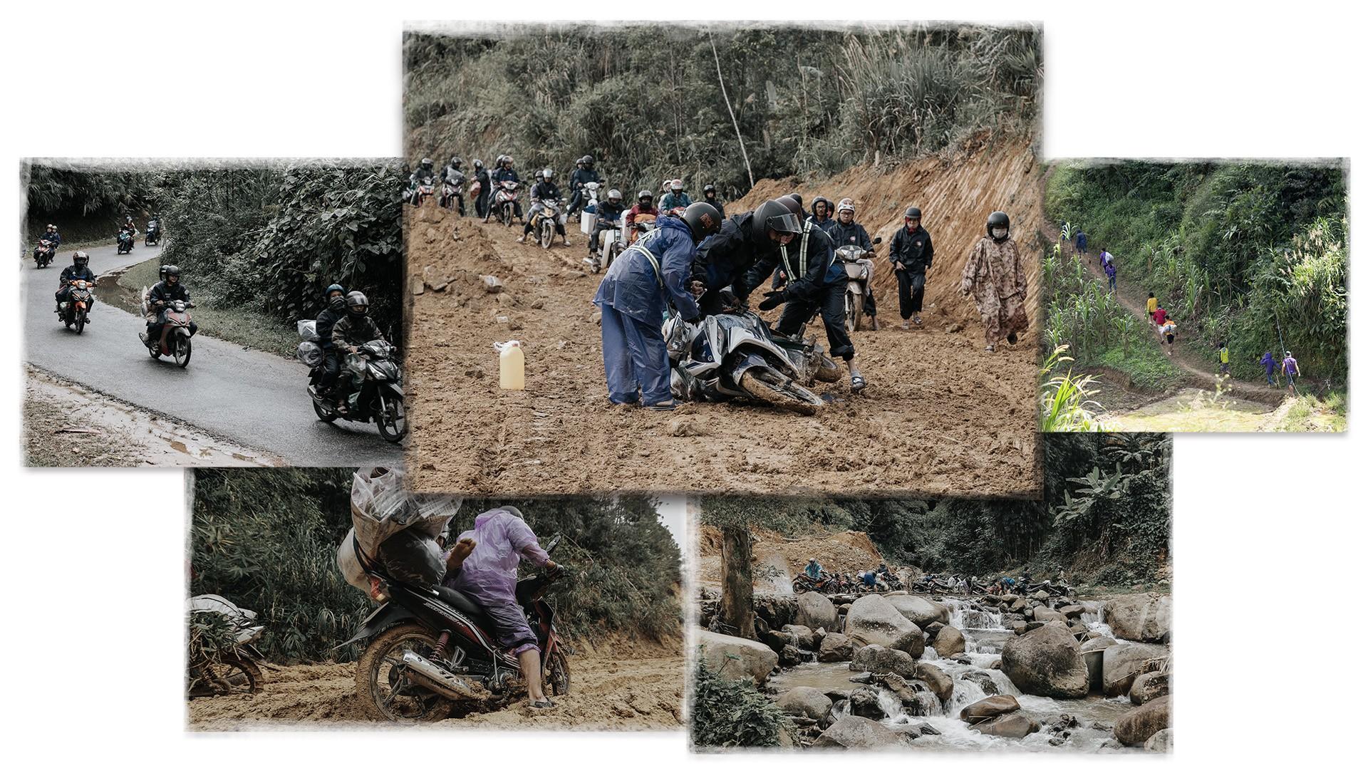 Hành trình cõng gạo cứu đói ở vùng biên của 70 người trẻ - Ảnh 3.