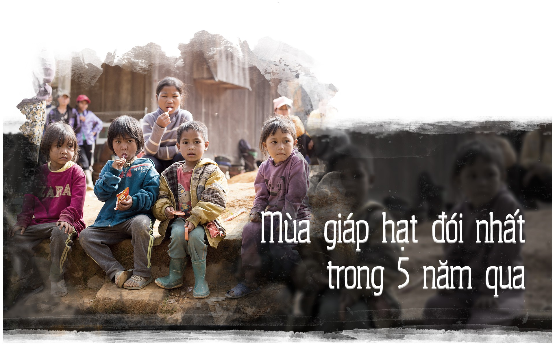 Hành trình cõng gạo cứu đói ở vùng biên của 70 người trẻ - Ảnh 6.