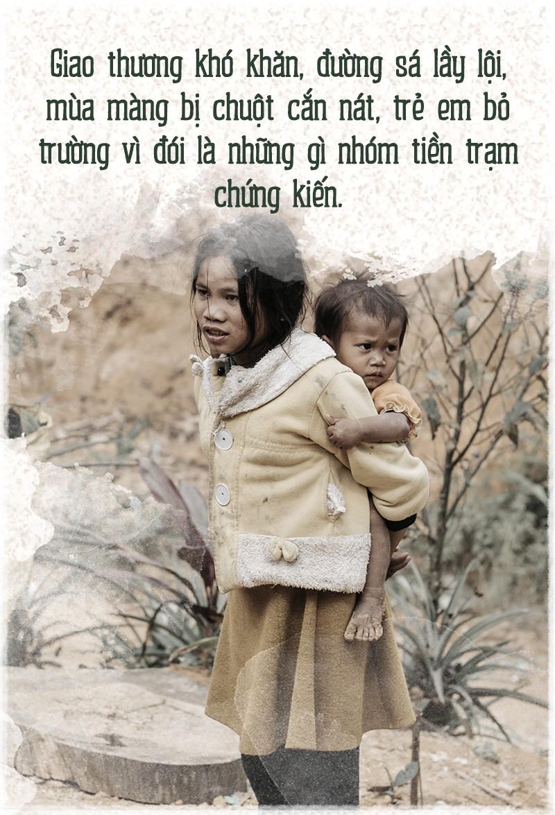 Hành trình cõng gạo cứu đói ở vùng biên của 70 người trẻ - Ảnh 5.