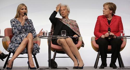 Hé lộ chân dung những người phụ nữ quyền lực nhất thế giới - Ảnh 1.