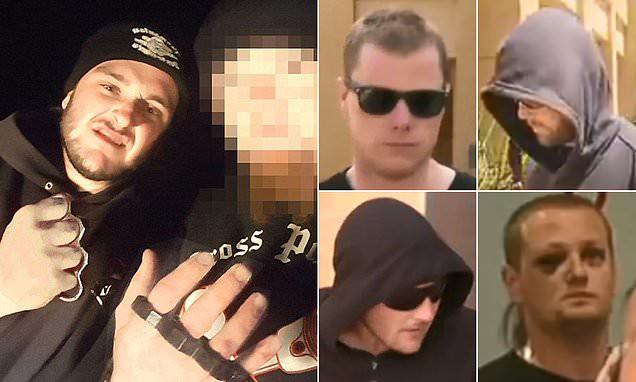 Án tù cho những kẻ giết man rợ kangaroo rồi quay phim đăng phây - Ảnh 1.