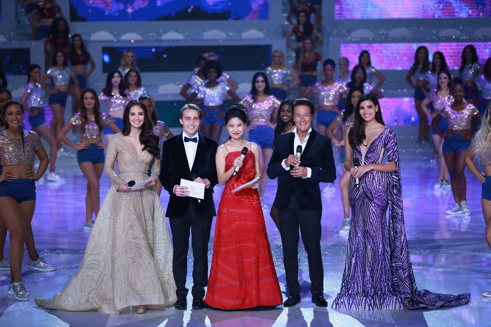 Hoa hậu Việt Nam Trần Tiểu Vy trượt Top 12 Miss World 2018 - Ảnh 1.