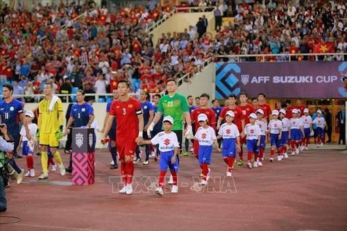 Yêu cầu chấm dứt sử dụng trái phép thương hiệu các đội tuyển bóng đá Việt Nam - Ảnh 1.